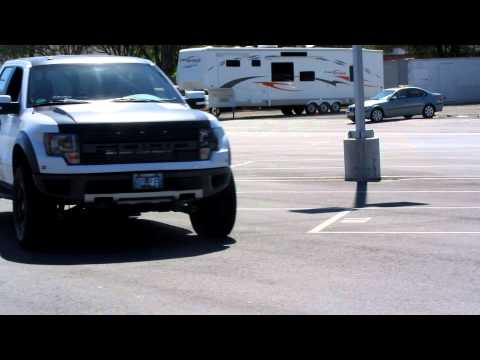 Performance Auto Shop San Jose - Borelli Motor Sports 630hp Supercharged Ford Raptor burning rubber