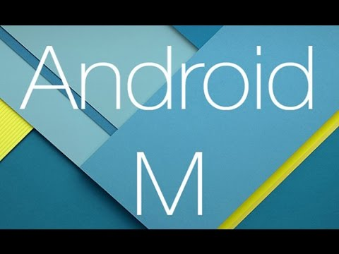 Remove android M launcher.