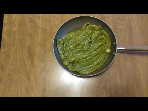 3 POUNDS LONG HOT PEPPERS STEAMED