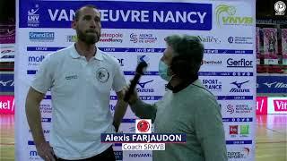 Match VNVB VS St Raphael 8eme Coupe de france Volley