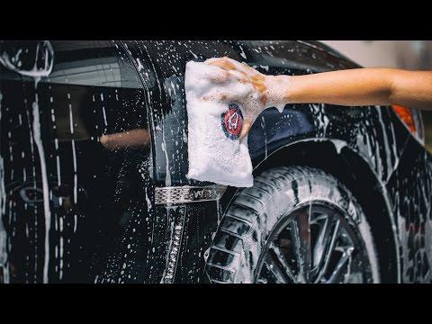 Adam's Polishes Premium Microfiber Wash Sponge