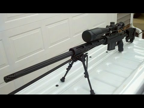 Budget long range rifle that can shoot with the best?