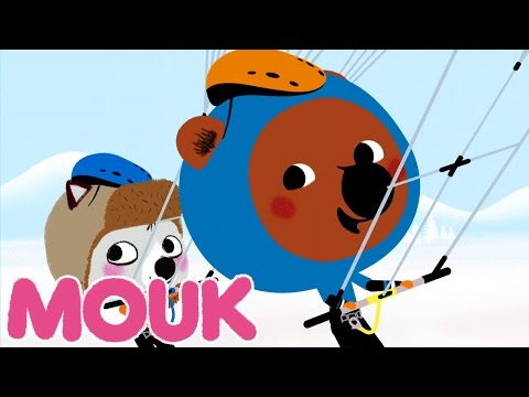 Mouk - Follow that kite (Canada) | Cartoon for kids