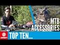 Top 10 Mountain Bike Accessories