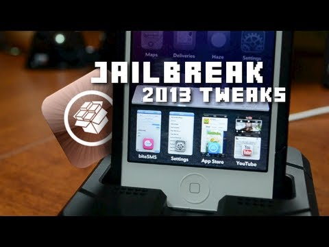 The 30+ Best Cydia Apps Tweaks Themes & Widgets Of 2013 - iOS 6+ iPhone 5/4S/4 & iPod Touch 5G/4G