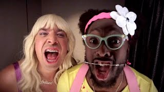 Jimmy Fallon and will.I.am dropped a new video for their track