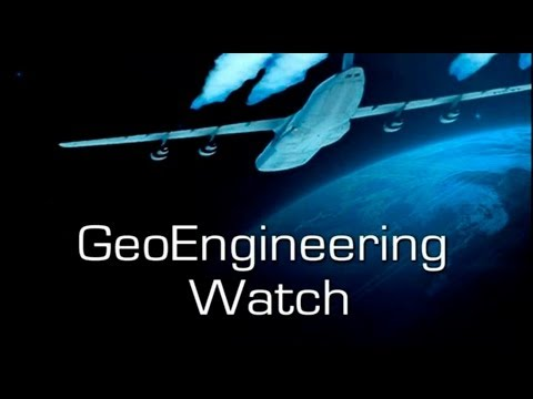 LIVE Updated Presentation - The Most Important Topic of Our Time - GeoEngineering