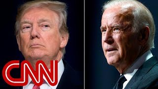 CNN Poll: More see Trump win likely as Biden leads Democrats