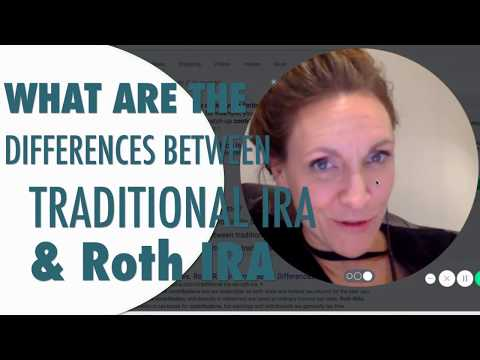 What is the Difference between IRAs and ROTH Retirement [+ Income limitations Explained]