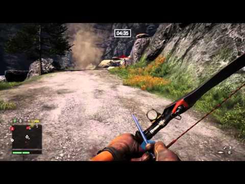 Far Cry 4 Rampage !
