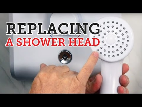 Shower Doctor TV: Replacing the shower head
