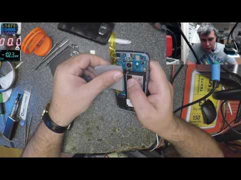 Samsung S7 dead motherboard repair - part 2