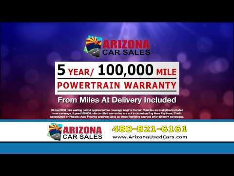 Why buy from Arizona Car Sales?