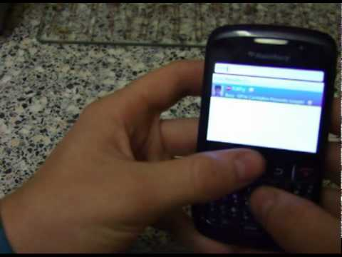 How to use a Blackberry without a trackpad