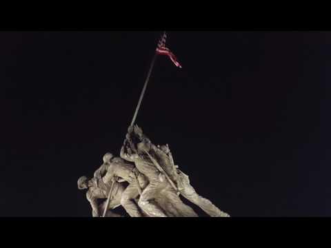 Iwo Jima Memorial (United States Marine Corps Memorial)- Washington DC July 19th, 2017
