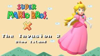 Smbx - The Invasion 2 ~ Dino Island