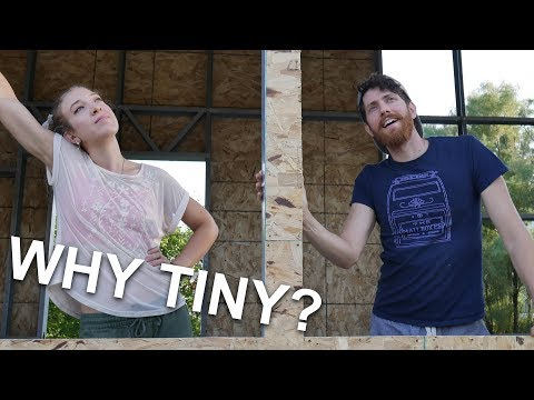 Why We Are Building a Tiny House DIY Style