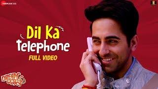 Dil Ka Telephone - Full Video | Dream Girl | Ayushmann Khurrana | Jonita Gandhi & Nakash Aziz
