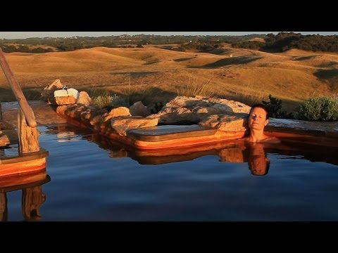 Peninsula Hot Springs 3 minute overview, Mornington Peninsula, Victoria Australia
