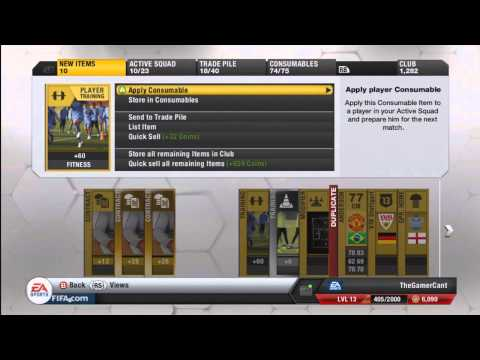 Fifa 13 | EP16: 10x 7,500 Packs!