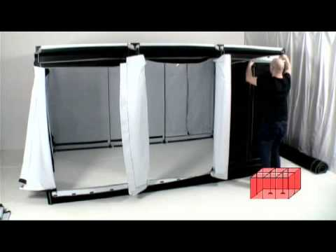 HOMEbox Modular 3x2 Shape