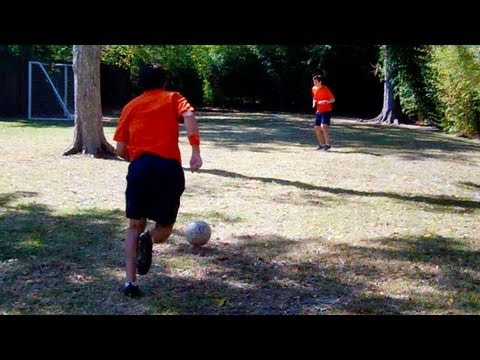 Soccer Defense - When to Commit to a Tackle