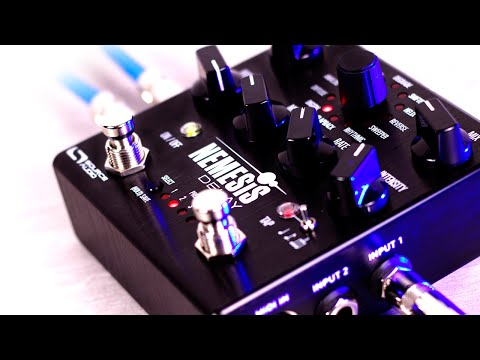 Nemesis Delay: Official Source Audio Demo