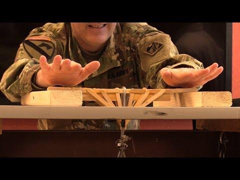 Building Bridges with Popsicle Sticks