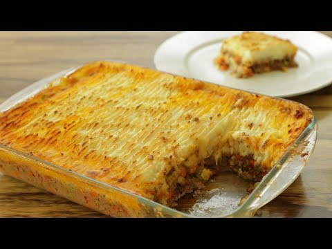 Shepherd's Pie Recipe | How to Make Perfect Shepherd's Pie