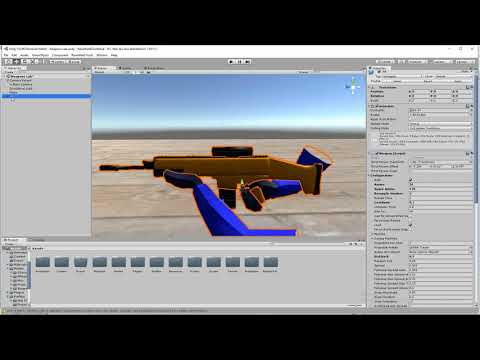 How to make a Custom Gun mod for Ravenfield and upload it to the Workshop [EASY]
