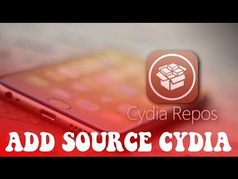 Hướng dẫn cách Add Source Cydia mới nhất dể nhất