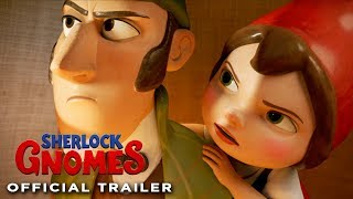 Sherlock Gnomes | International Trailer | Paramount Pictures International