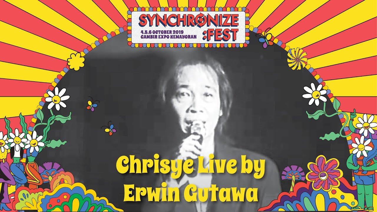 Download Chrisye LIVE by Erwin Gutawa @ Synchronize Fest 2019 MP3 Gratis