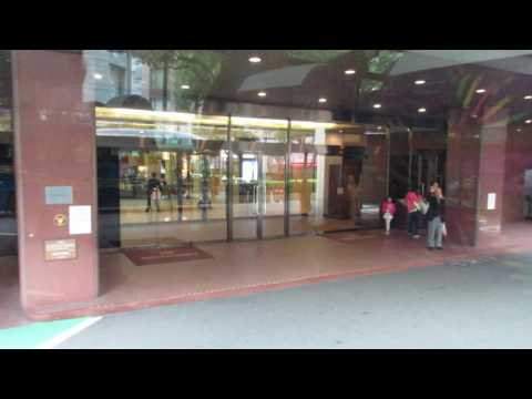 Waving Goodbye @ Hotel Metropolitan Tokyo Ikebukuro Toshima Tokyo Kanto Honshu Japan
