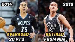 What Happened to Kevin Martin