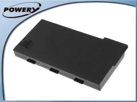 Akku für MSI A5000/A6000/CR600/CX600/CX700/ Typ BTY-L75 6600mAh