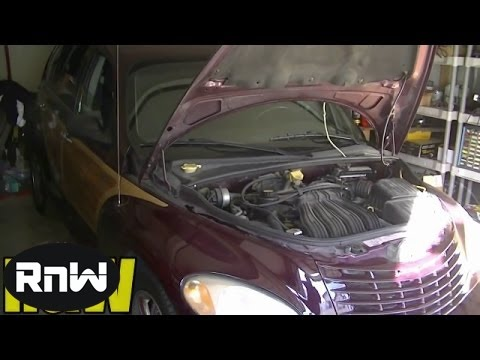 How to Replace the Battery Temperature Sensor on a Chrysler PT Cruiser