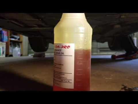 Gear oil bottle air pump mod
