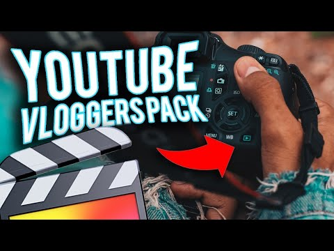 How To Add YouTube Overlays for Your YouTube Videos - Final Cut Pro X
