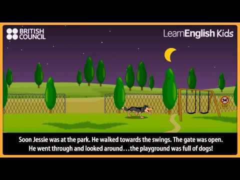 No dogs! - Kids Stories - LearnEnglish Kids British Council