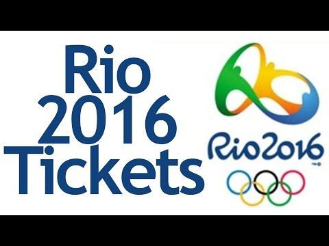 My tickets to the Olympic events arrived!