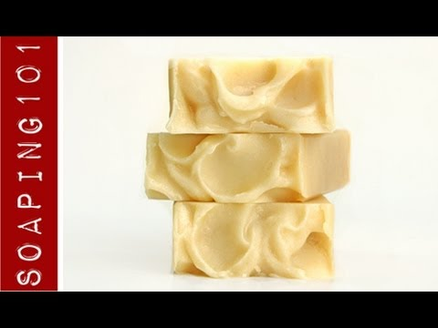 Making 5 Milk Soap {with homemade milks} S2W31