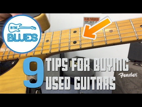 9 Essential Tips When Buying a Used Electric Guitar
