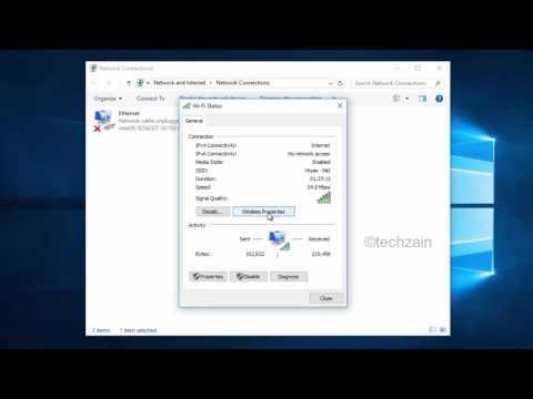 How to Retrieve WiFi Passwords Saved on Windows 10