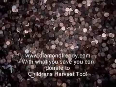 Pennies for an Engagement Ring video shows how