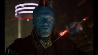 Guardians of the Galaxy Vol. 2: Youndu Arrow Scene HD