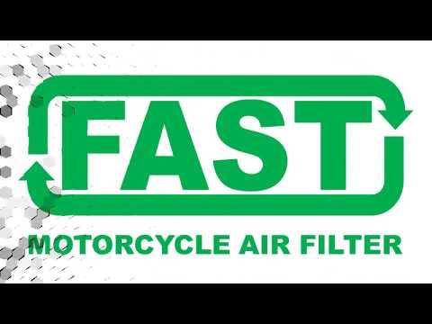 FAST Air Filter - Penyaring Udara Berbahan Stainless Steel Untuk Motor Kesayangan Anda