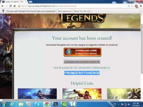 League Of Legends Riot Points hack!!! No survey. No downloads!!!