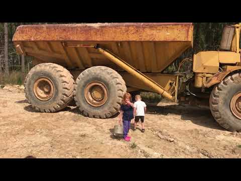 Transmission Problems in the Off-Road Dump Truck