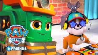 PAW Patrol and Mighty Express Save the Parties! 🎂 Cartoon Compilation 61 PAW Patrol & Friends